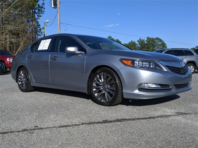 Pre-Owned 2016 Acura RLX Base